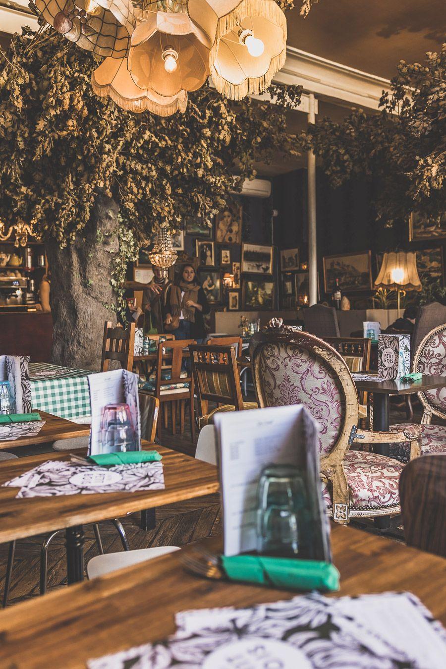 restaurant l'autre petit bois à Bordeaux