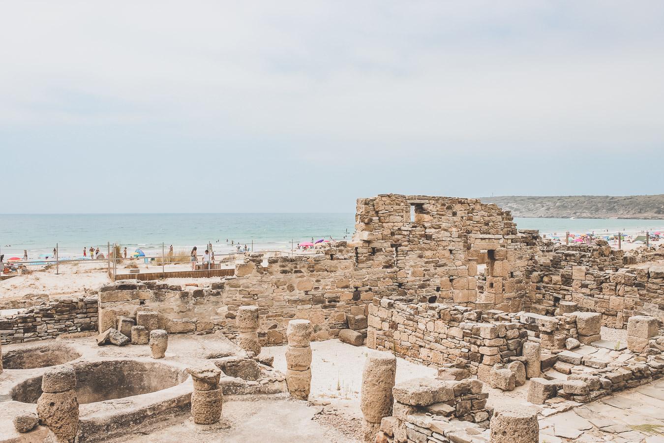 Site antique en Andalousie