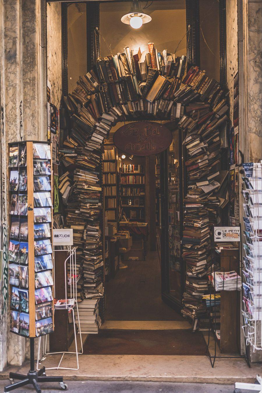 Librairie Le Bal des Ardents