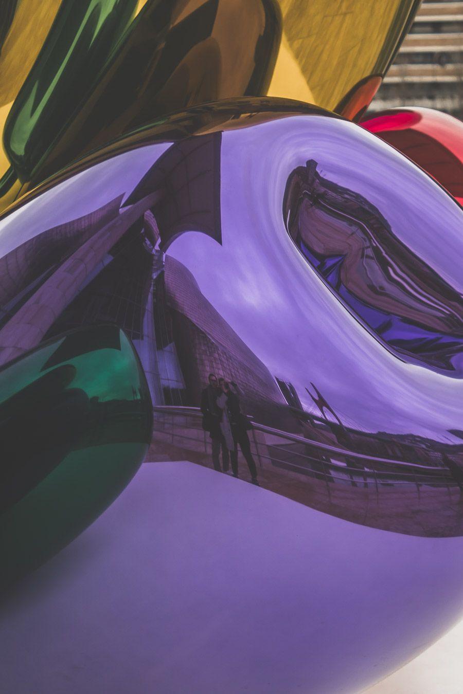 oeuvre d'art de Jeff Koons