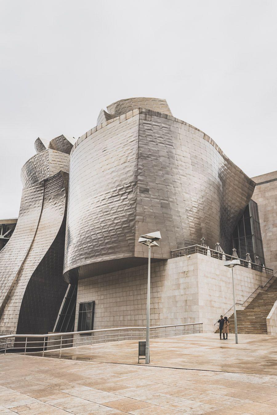 Que voir lors d'un road trip au Pays basque espagnol ? Le musée Guggenheim à Bilbao
