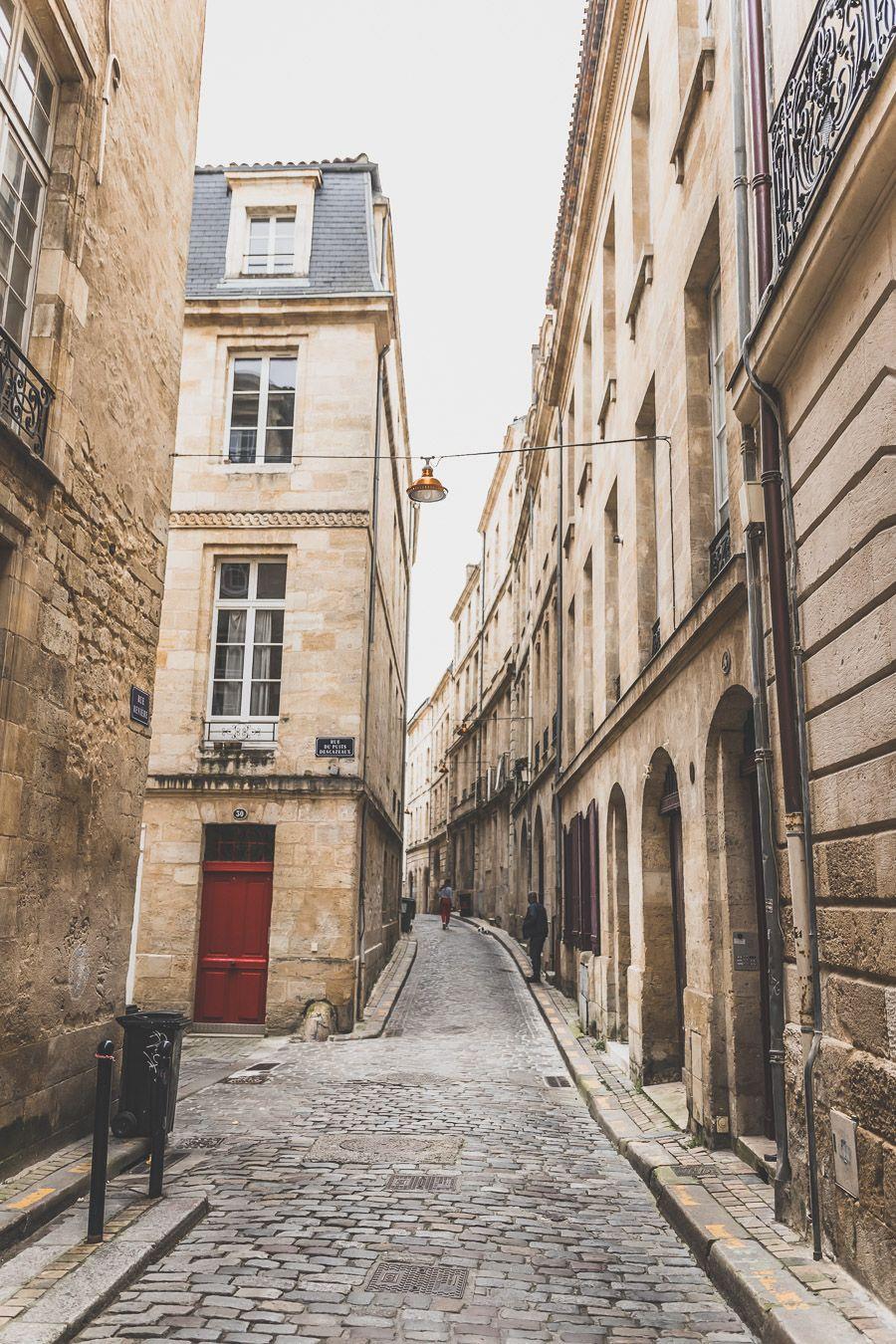 quartier St-Michel à Bordeaux - Visiter Bordeaux en 2 jours