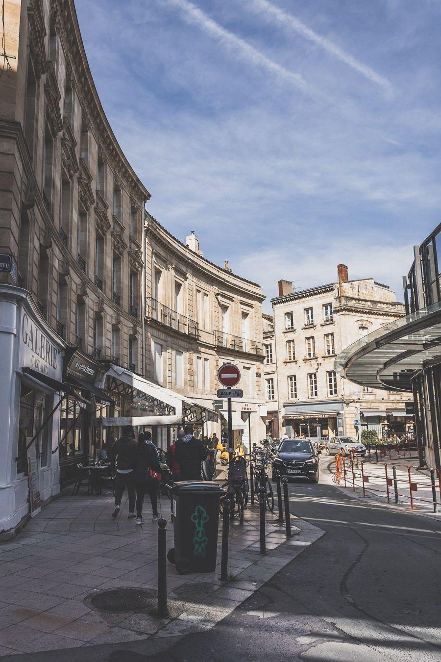 le Marché des Grands Hommes à Bordeaux
