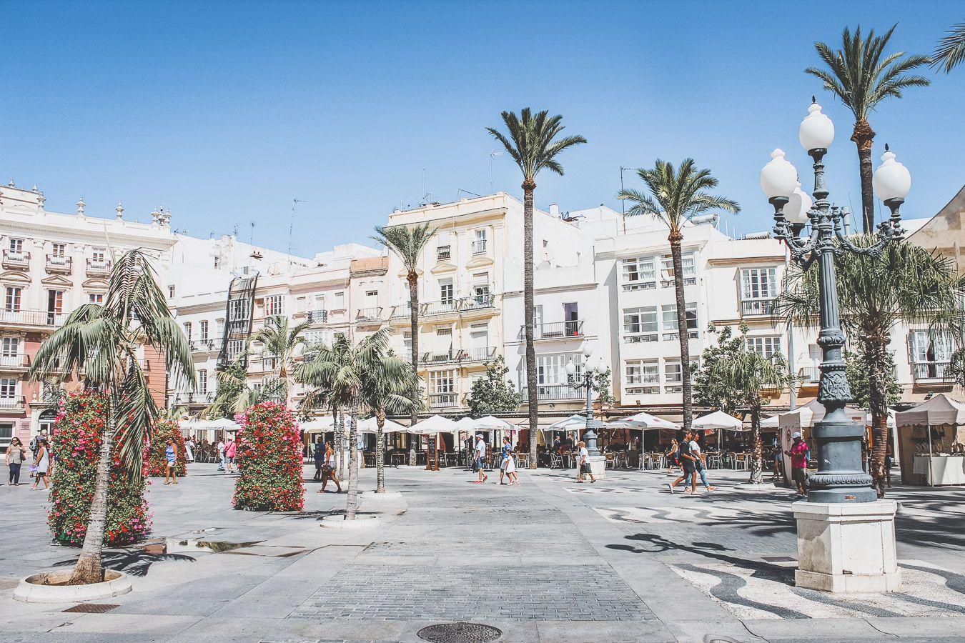 Cadix, voyage en Andalousie