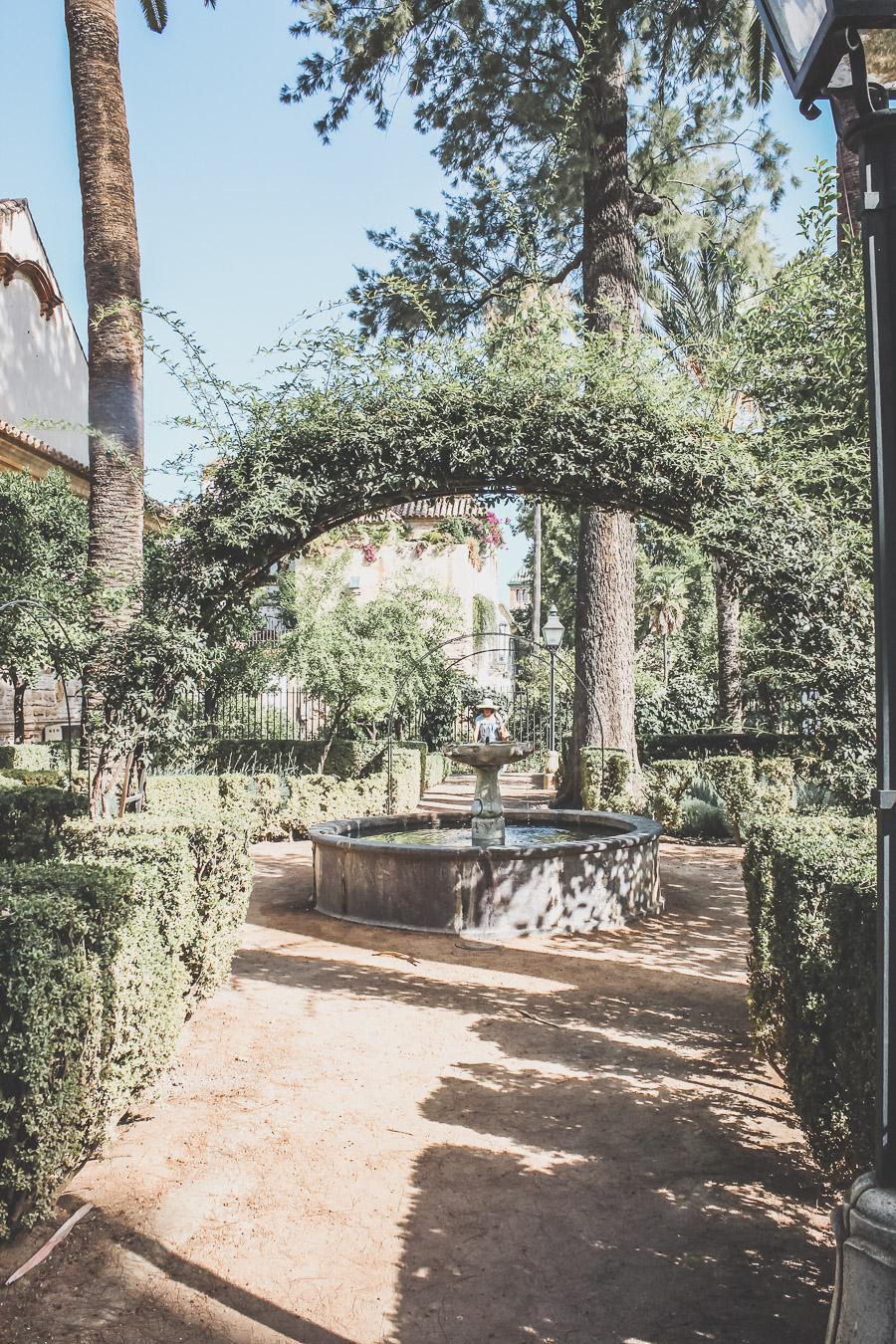 Jardin en Andalousie
