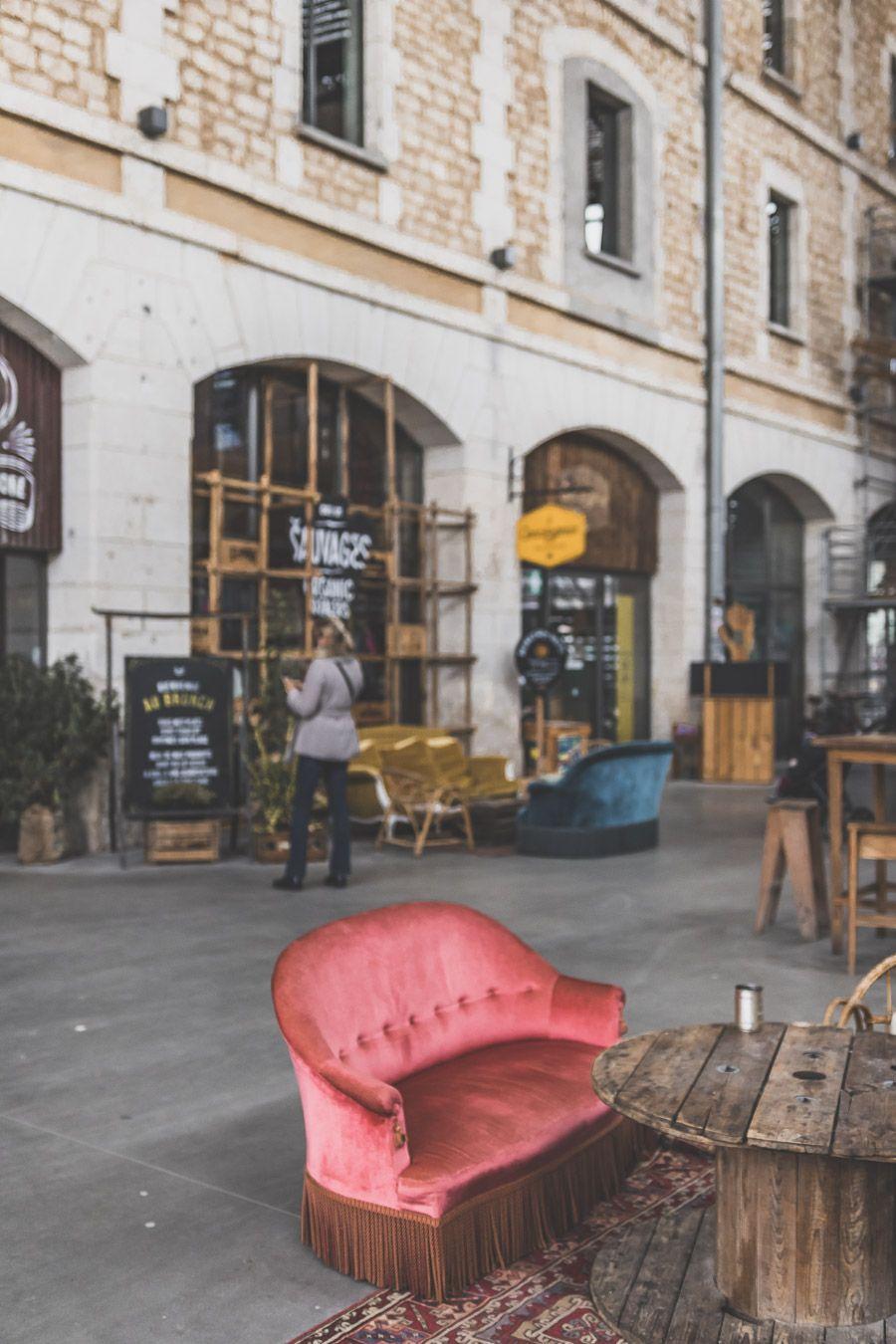 Brunch au magasin général au Darwin Eco-Système à Bordeaux