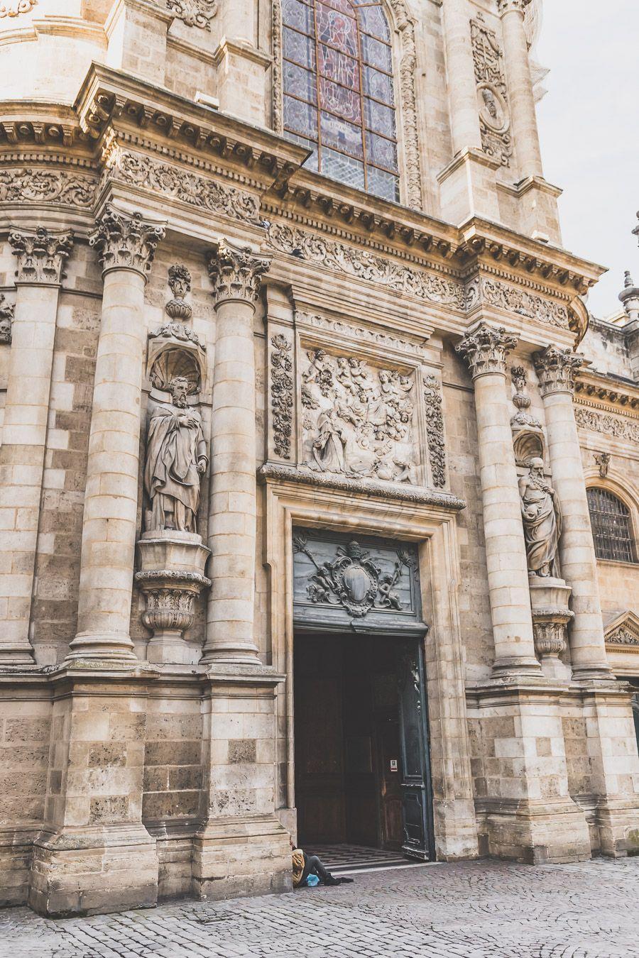 église Notre-Dame à Bordeaux