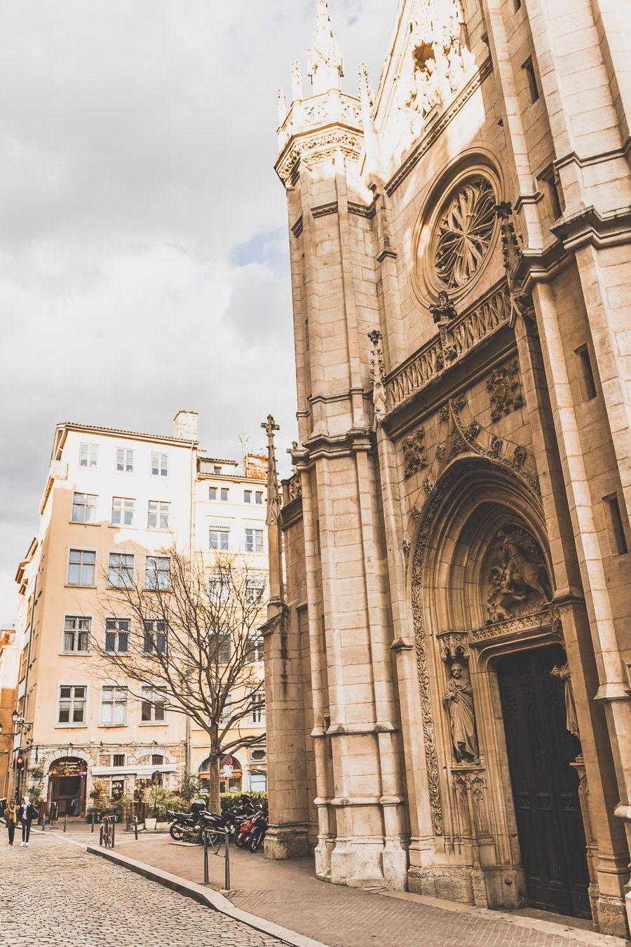 Eglise Saint-Georges du Vieux-Lyon