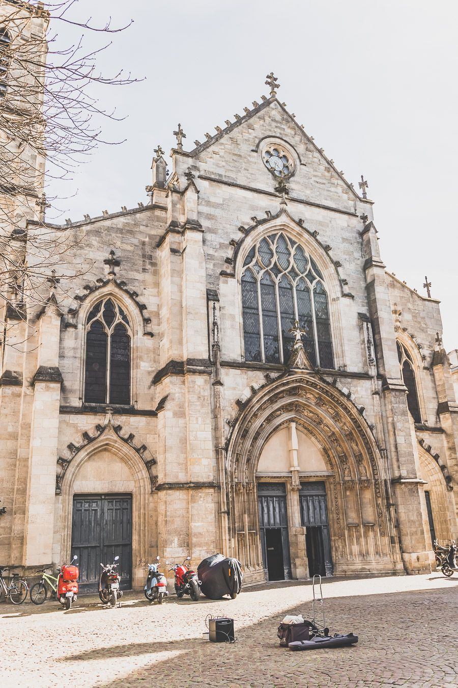 L'église Saint-Pierre de Bordeaux