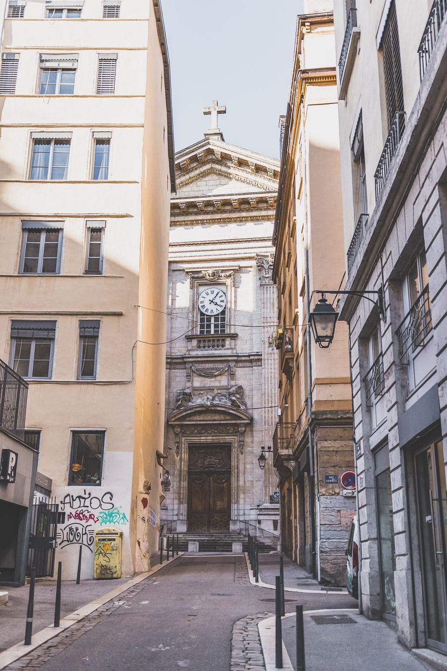 Que voir à la Croix-Rousse à Lyon ?