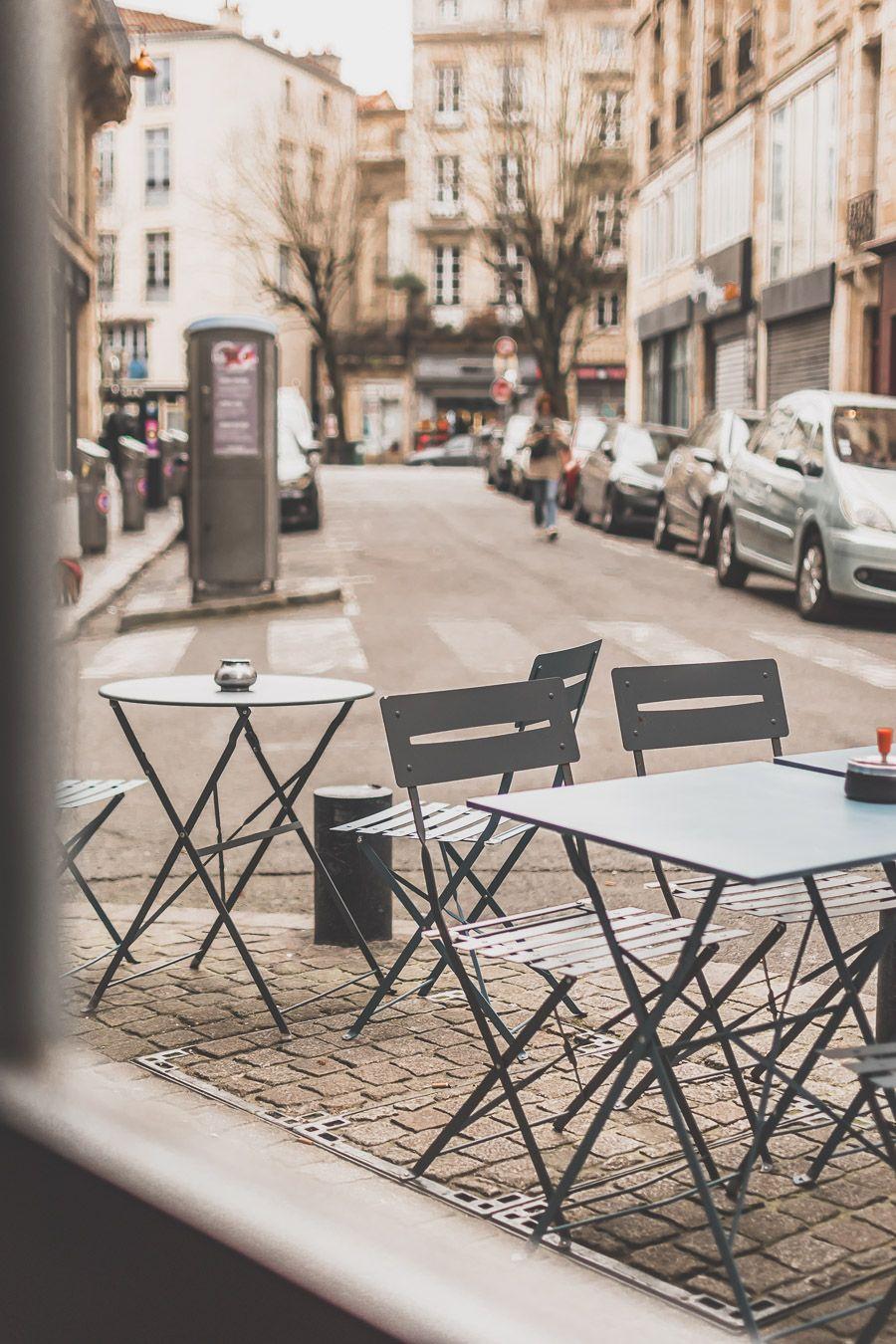brunch à Bordeaux dans le quartier St-Michel - restaurant l'Etoile
