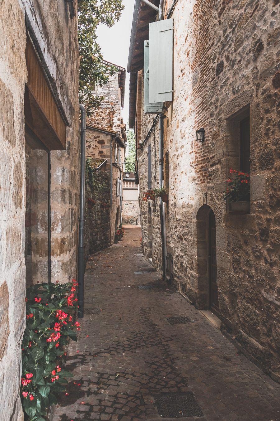 Figeac, une ville du Lot