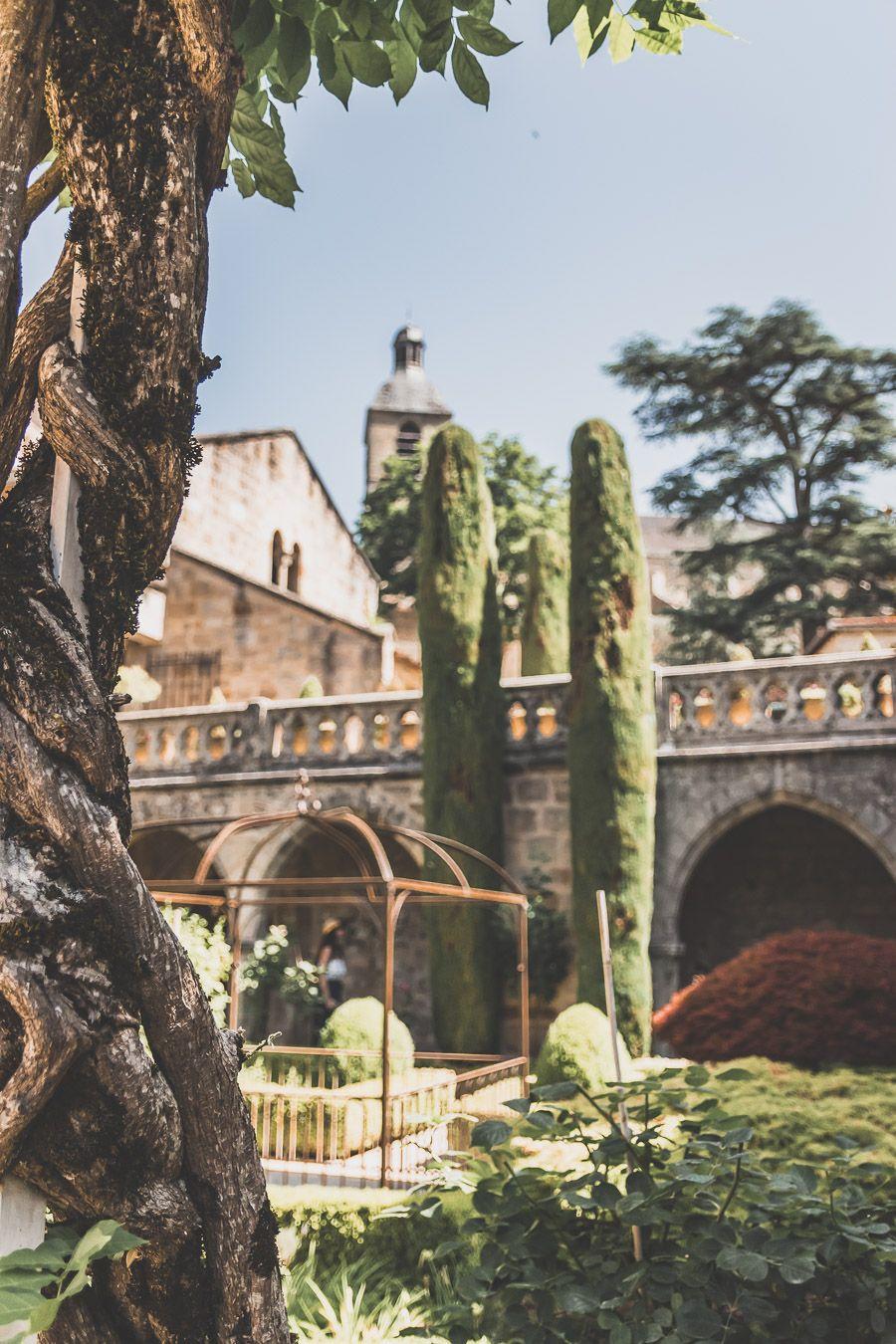Architecture et jardin lotois
