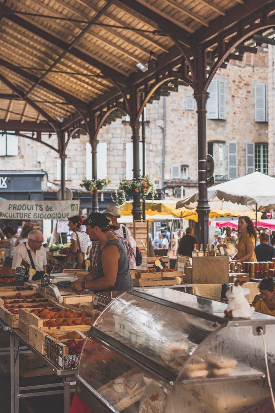 marché de Figeac