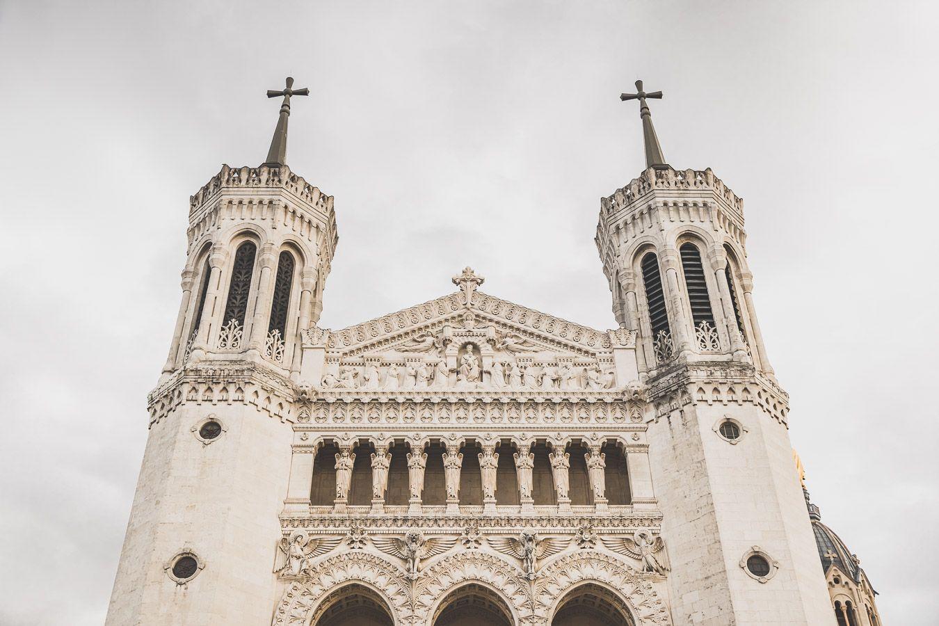 Notre-Dame-de-Fourvière à Lyon
