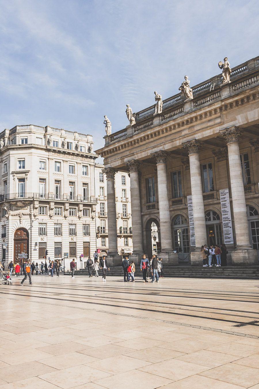 Que voir à Bordeaux en un week-end ?