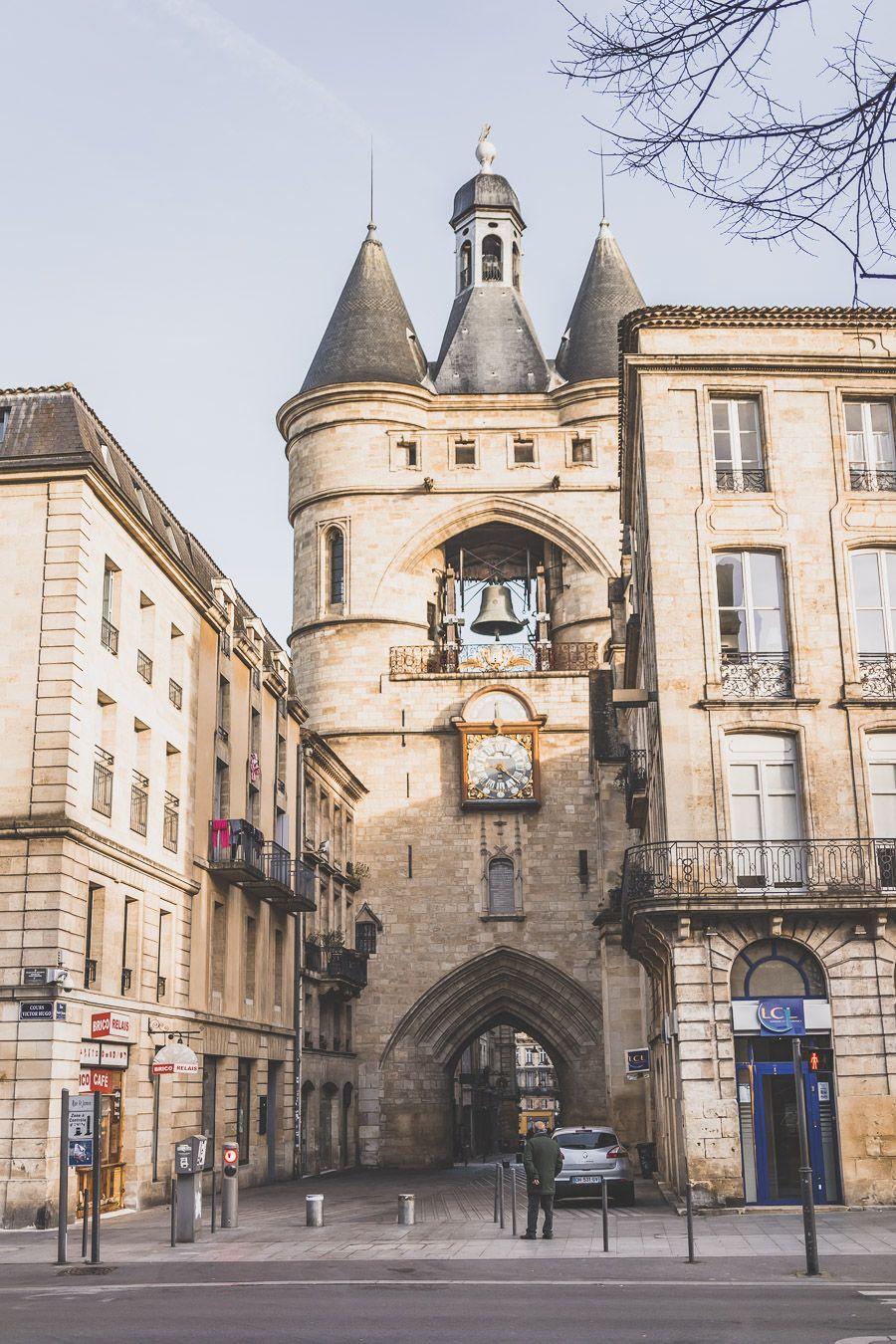 Visiter Bordeaux en 2 jours - la grosse cloche