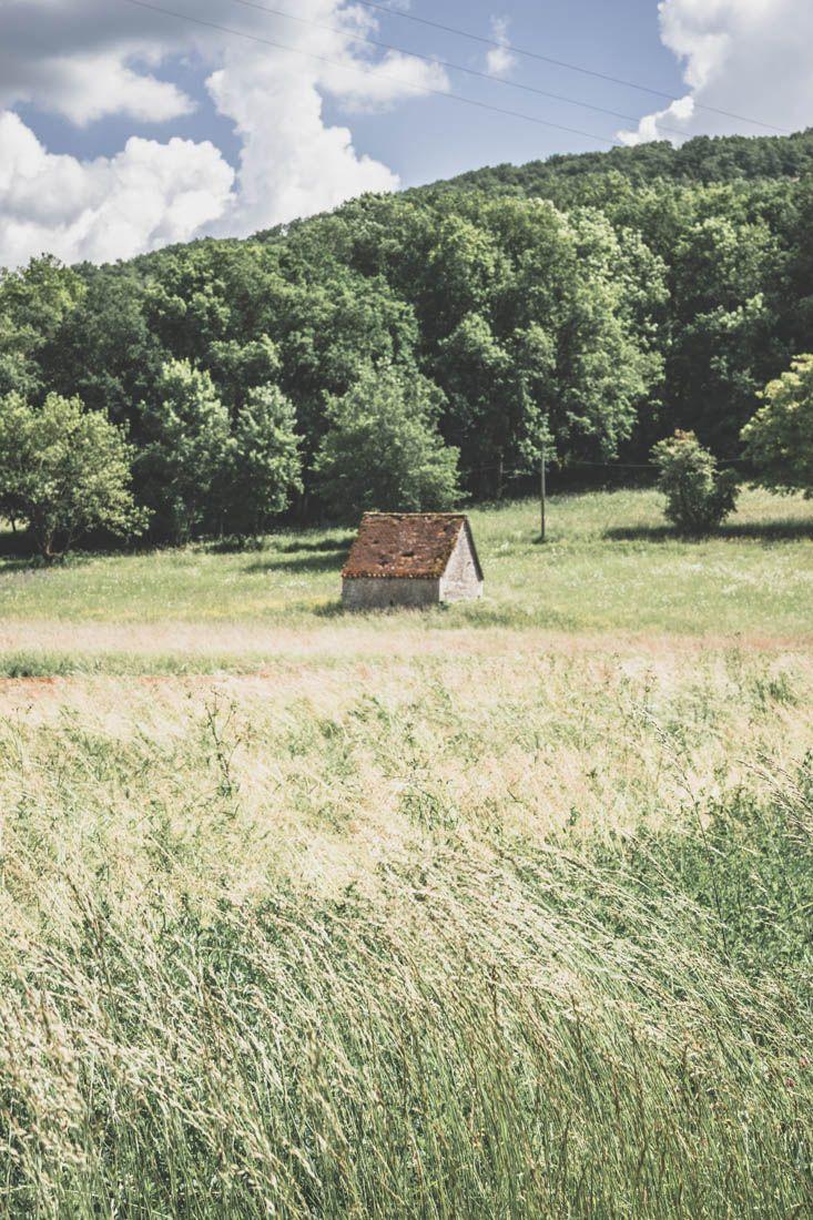Saint-Cirq-Lapopie - nature du Lot