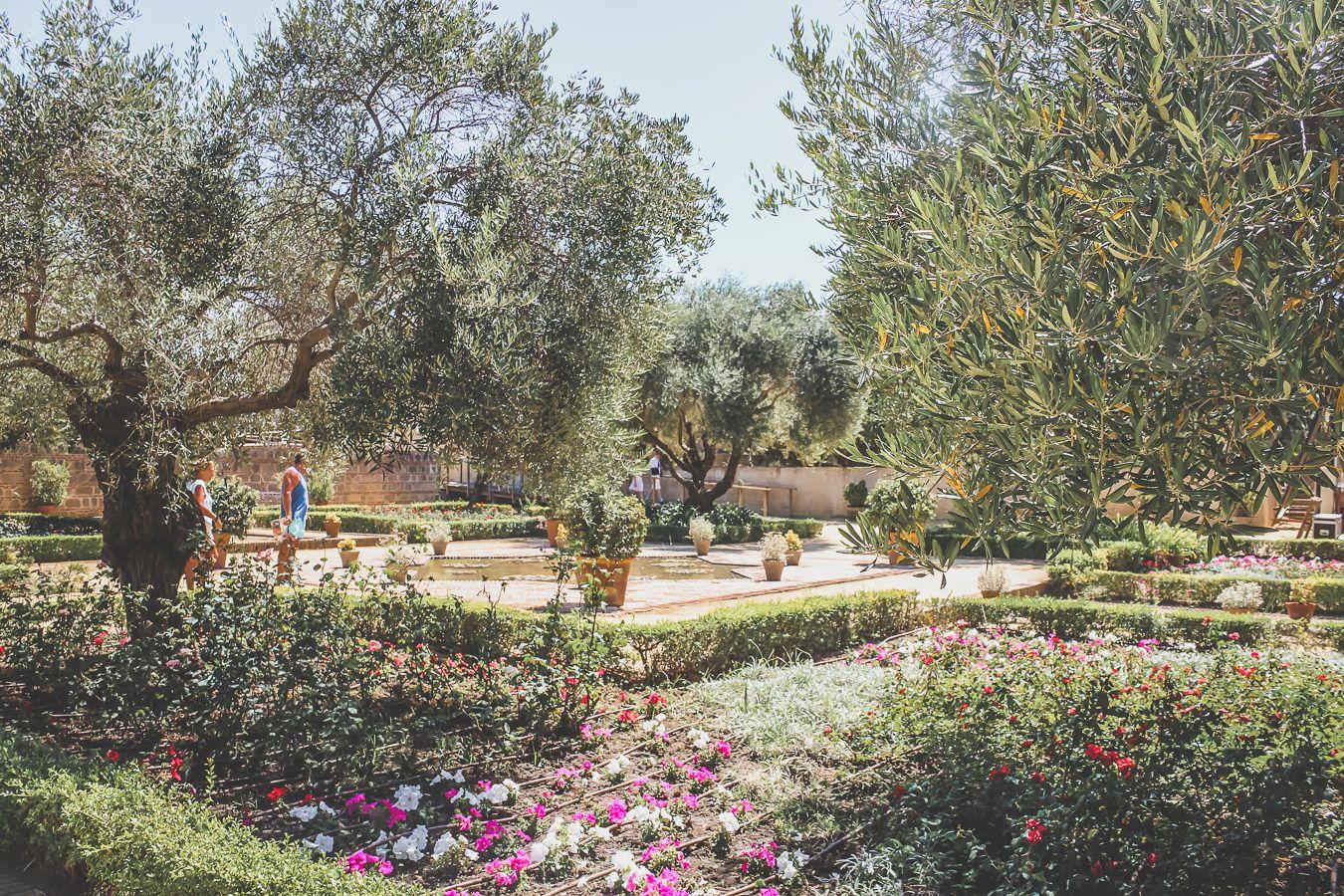 Jardins de l'Alcazar de Jerez de la Frontera