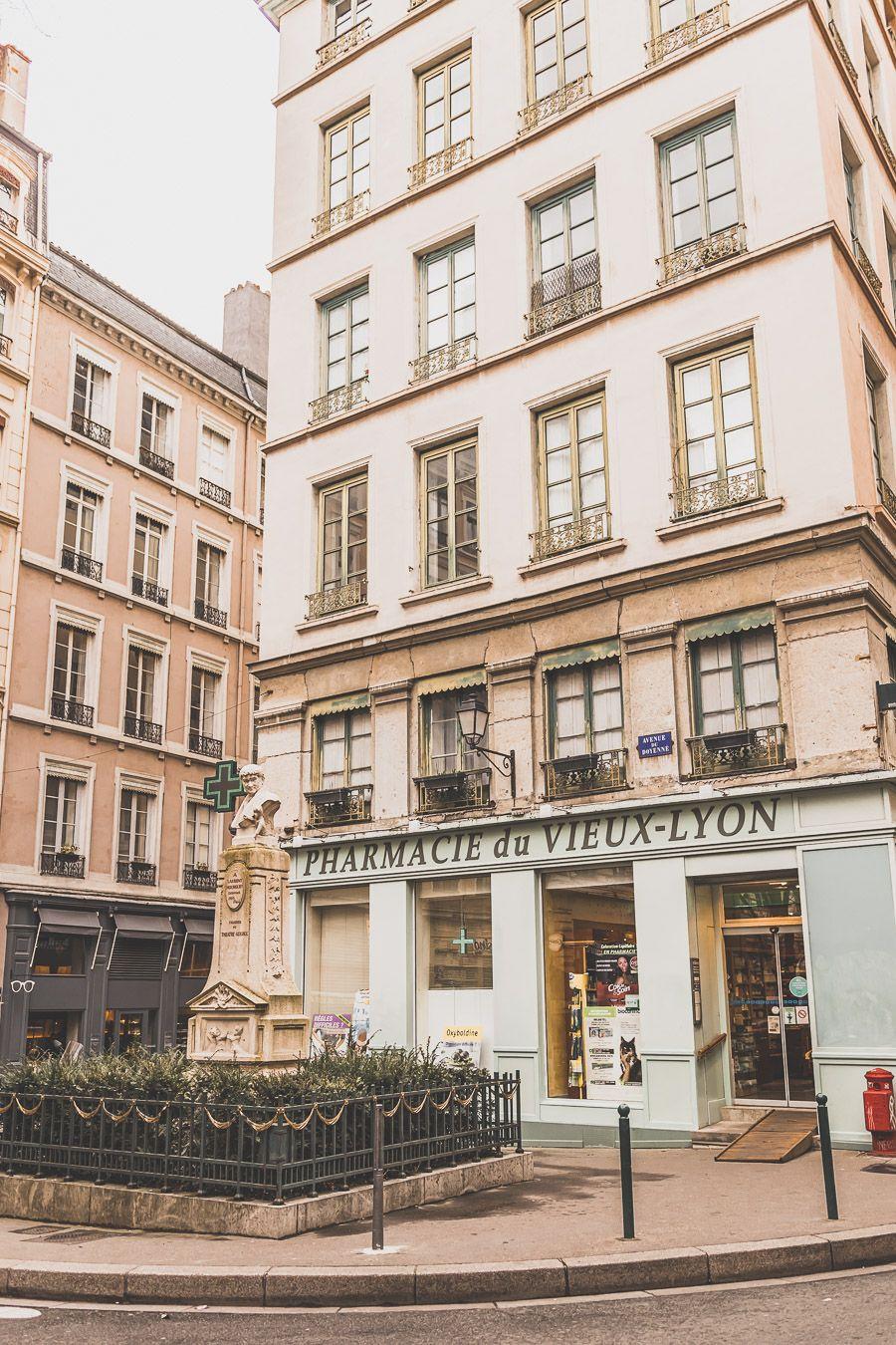 Promenade dans le Vieux Lyon
