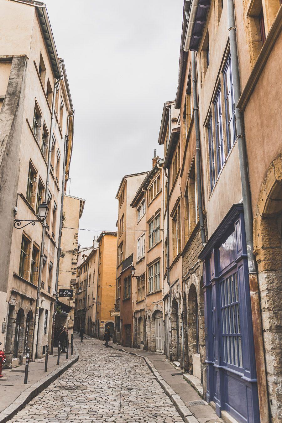 Ruelle du Vieux-Lyon