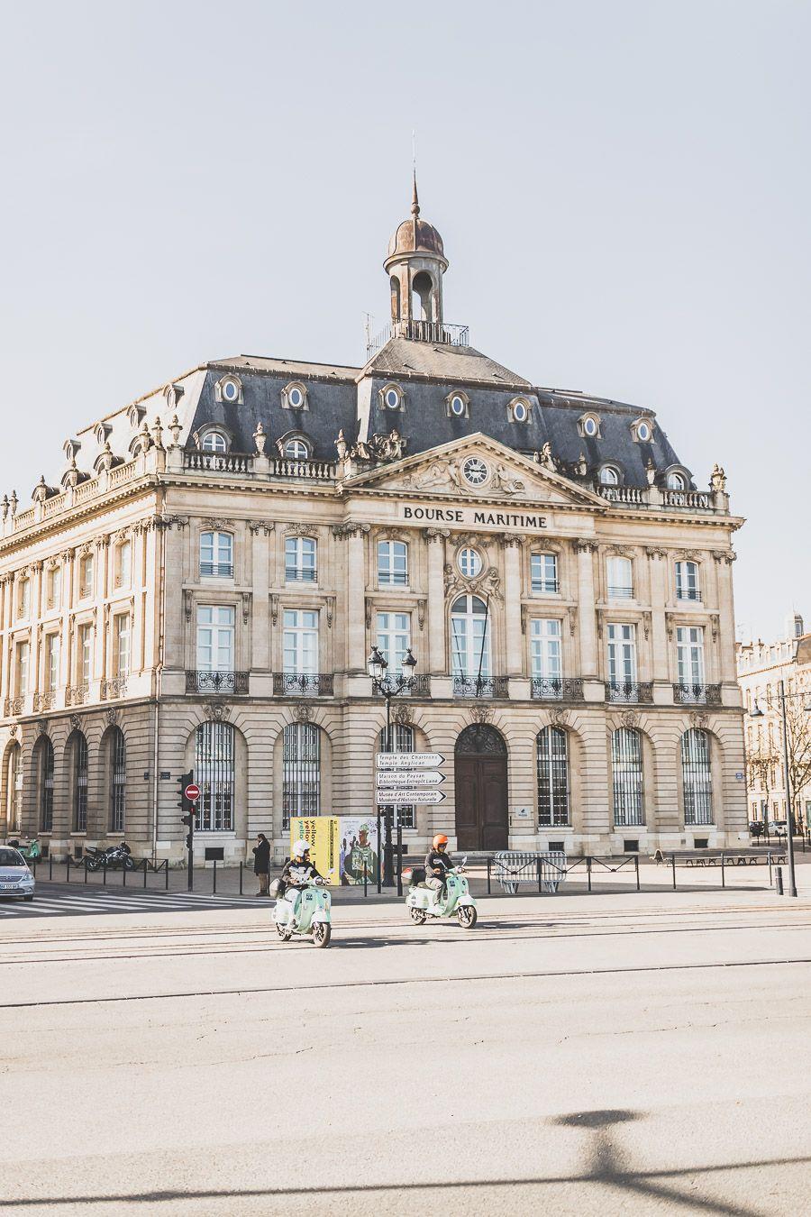 Visiter Bordeaux en 2 jours