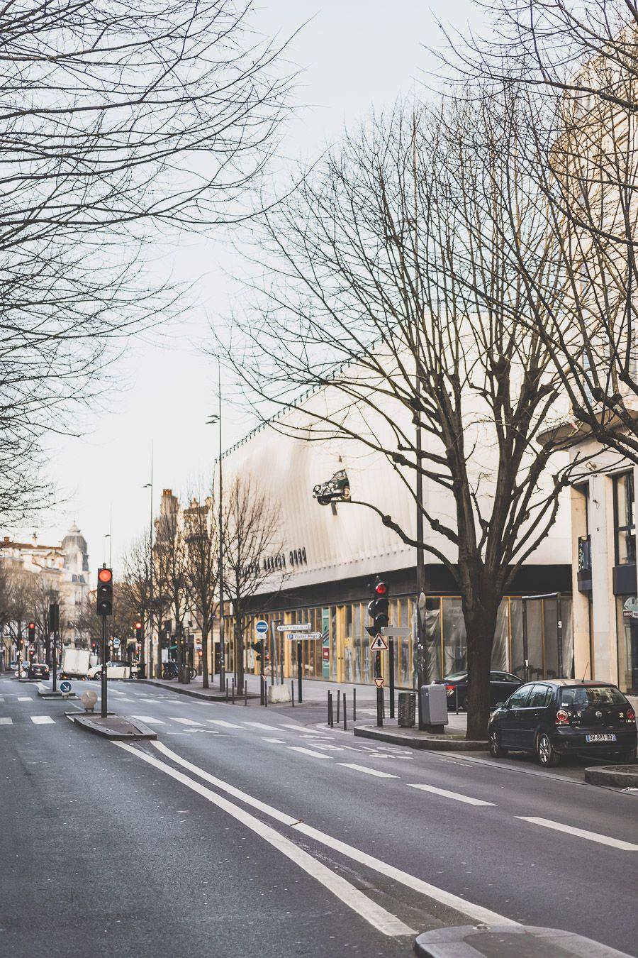 parking Victor Hugo