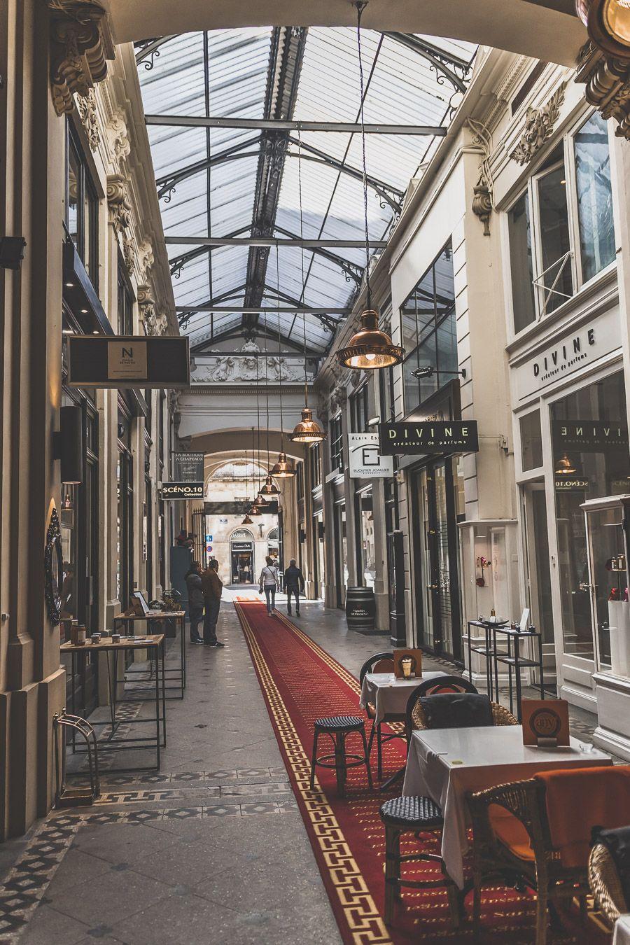 le Passage Sarget à Bordeaux
