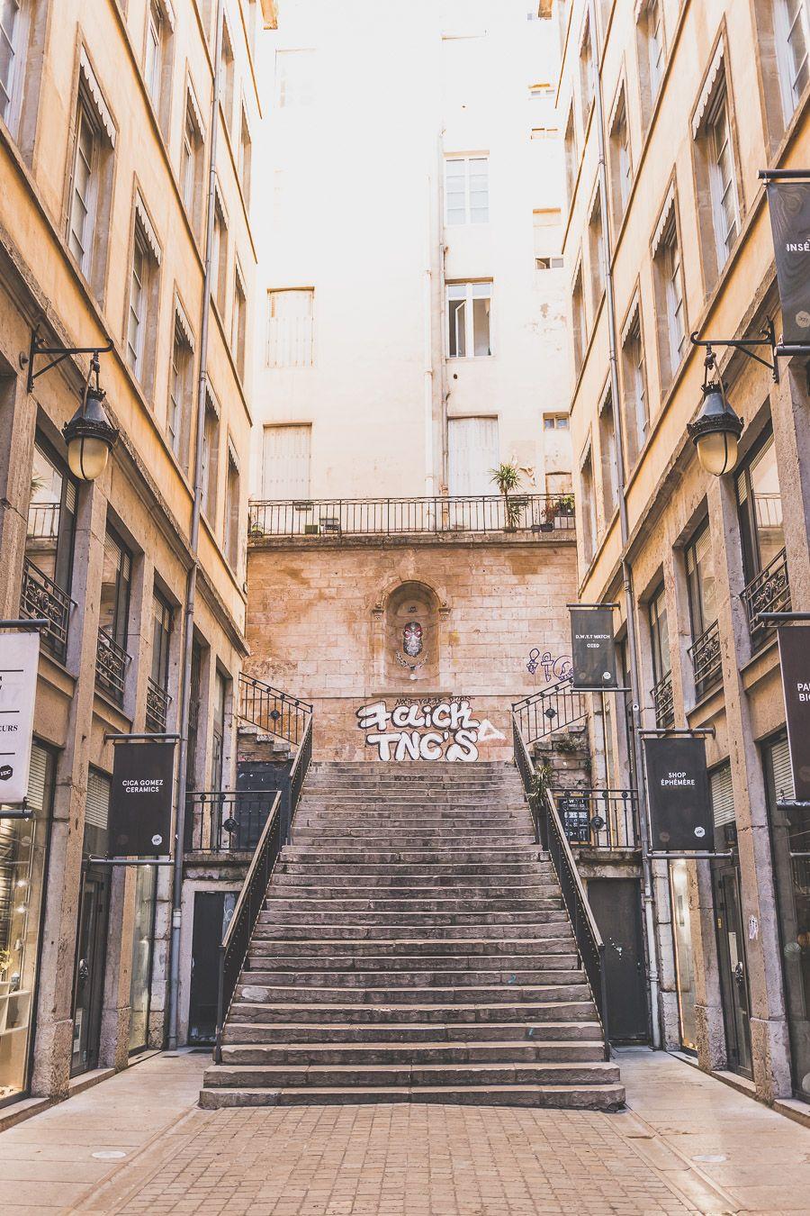 Le Passage Thiaffait à Lyon