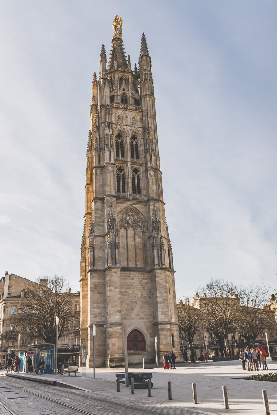 visiter Bordeaux en 2 jours - la tour Pey Berland