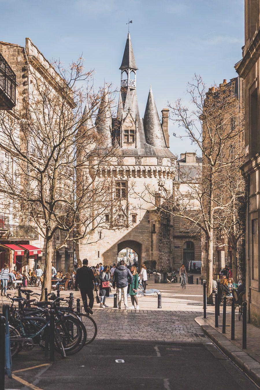 La Porte Cailhau de Bordeaux