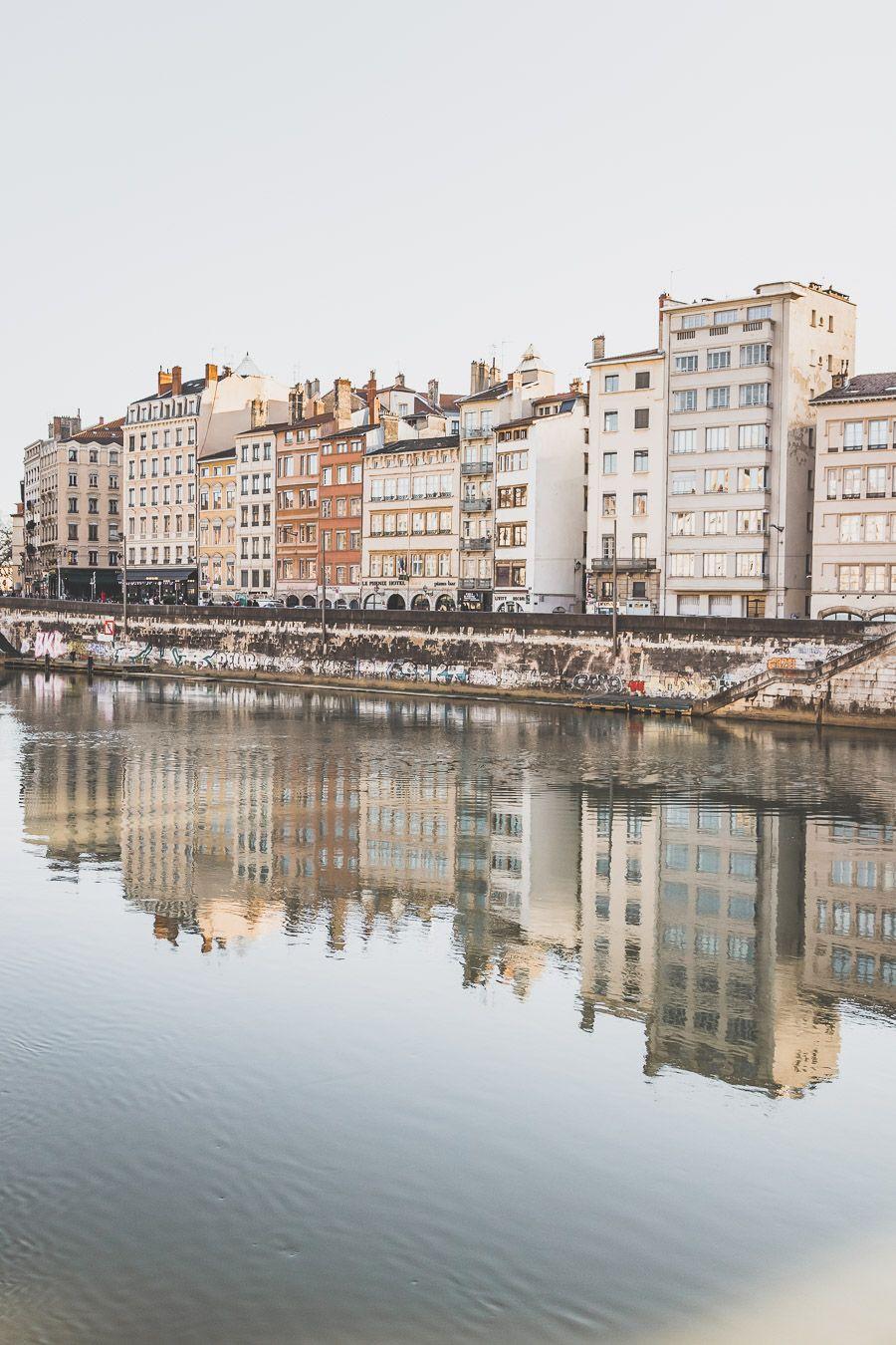 Promenade à Lyon