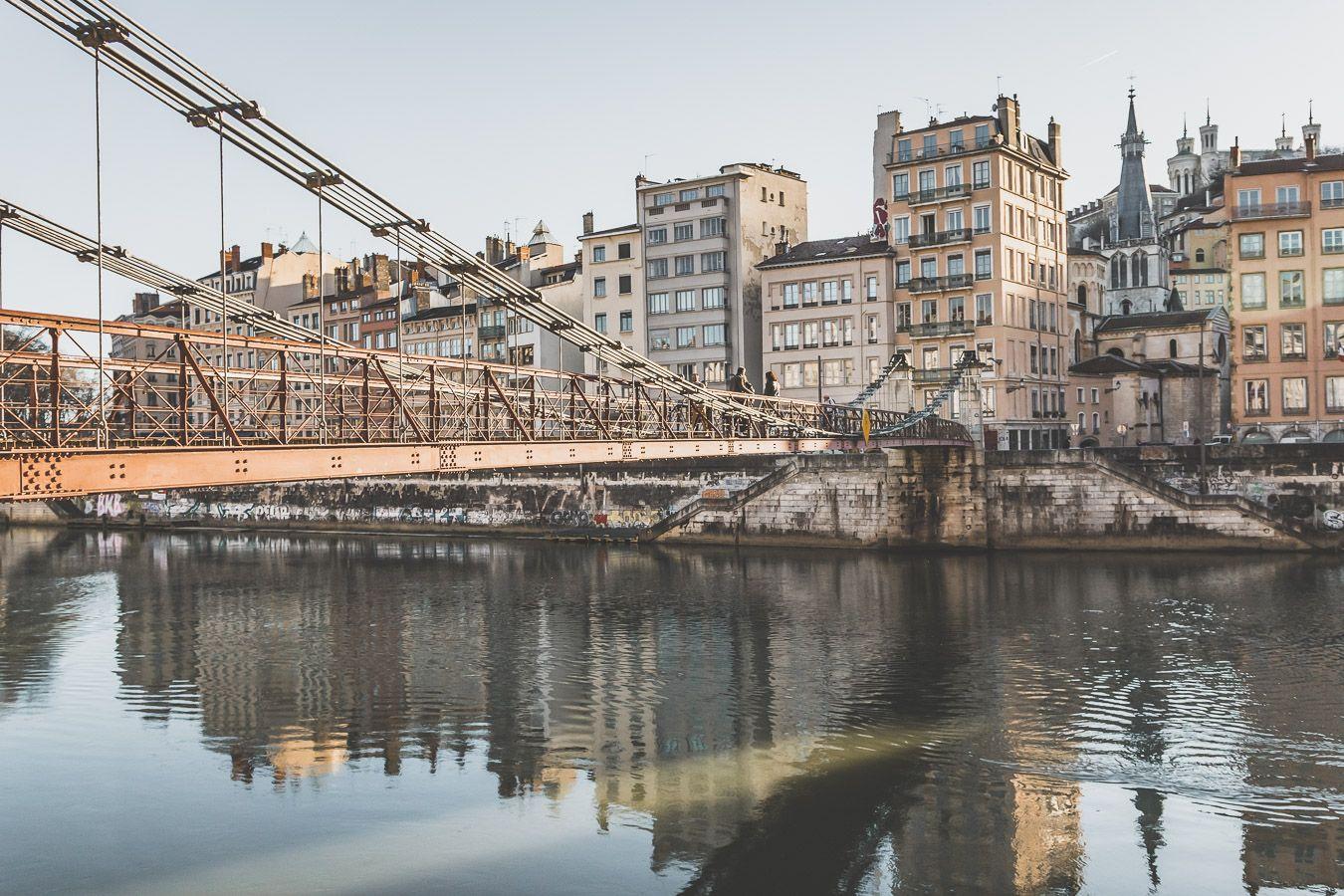 Ponts et Quais de Saône