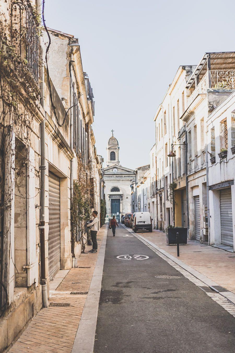 Visiter Bordeaux en 2 jours - le quartier des Chartrons