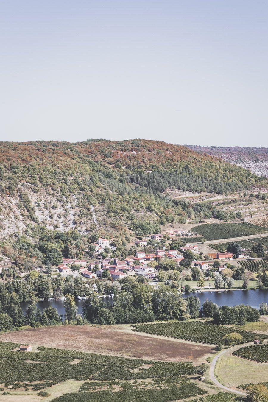 vallée du Lot et nature