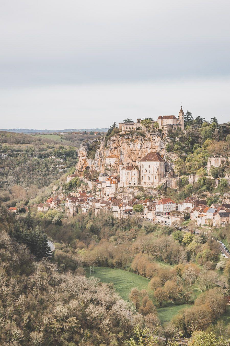 Rocamadour - Villages du Lot