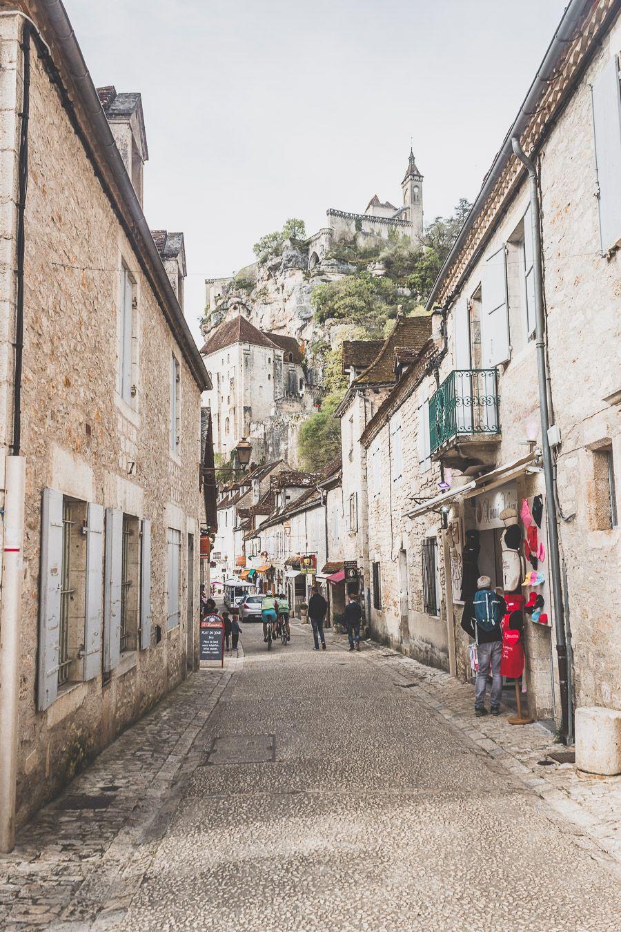 Visiter le Lot - Rocamadour