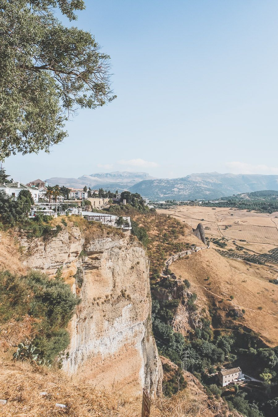 Road trip en Andalousie