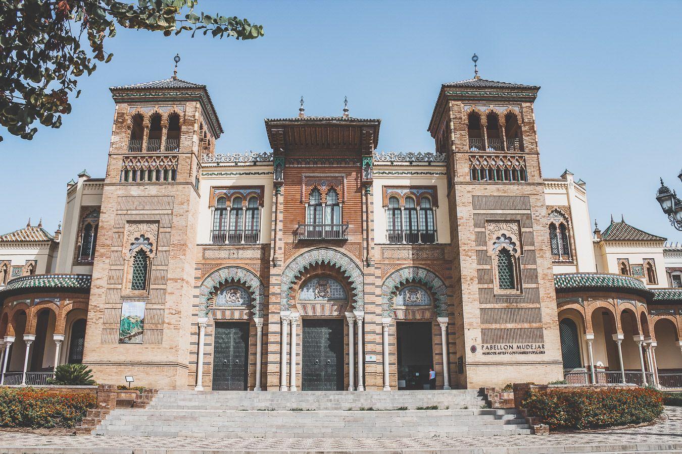 Visite de la ville de Séville en Espagne