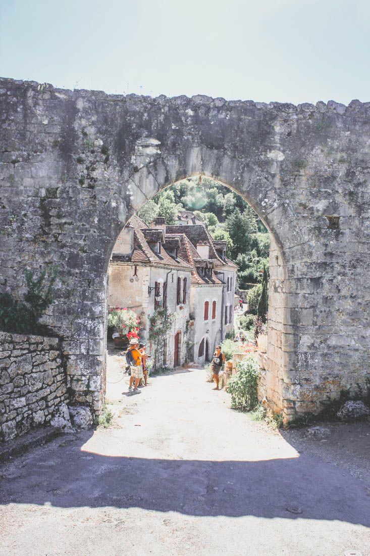 Saint-Cirq-Lapopie - Villages du Lot