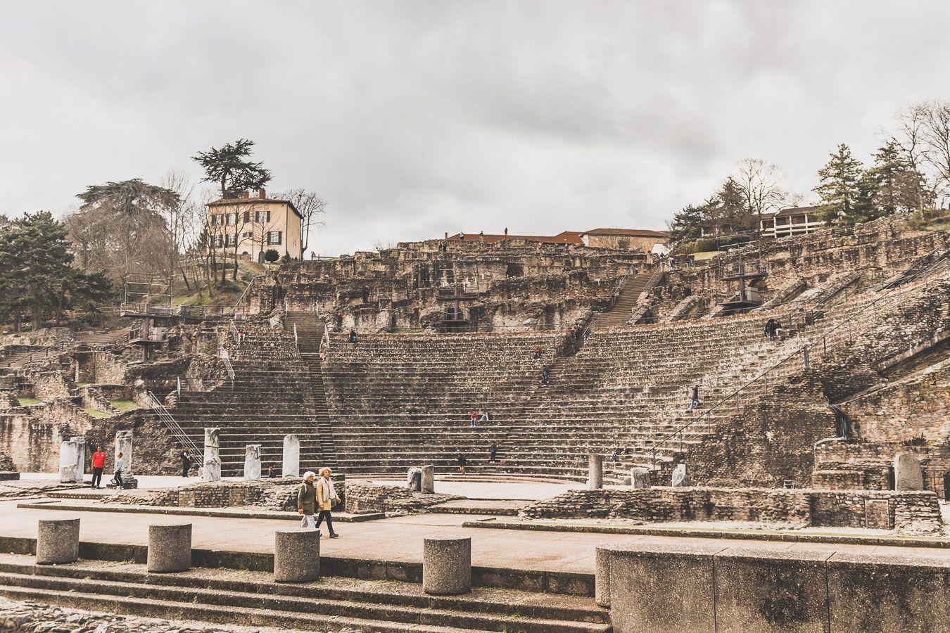 Théâtre Gallo-Romain de Fourvière