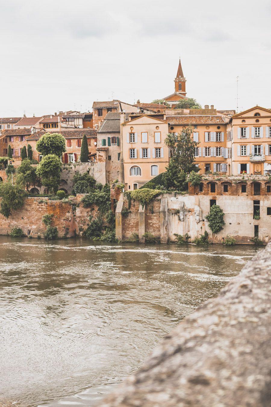Que voir autour de Toulouse ? le Tarn