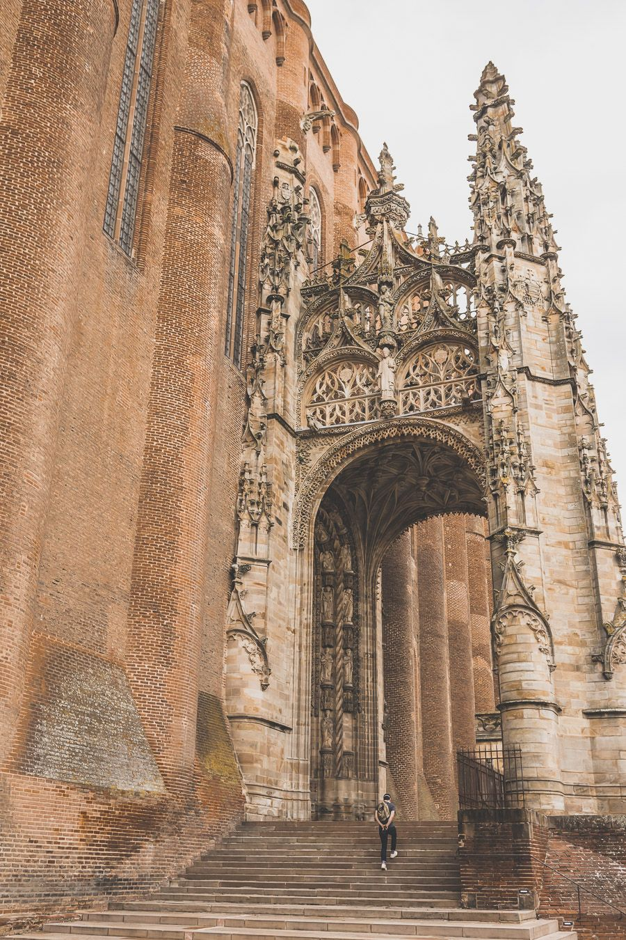 Cathédrale Sainte-Cécile, Albi