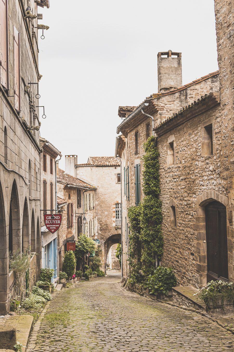 Ruelle de Cordes-sur-Ciel