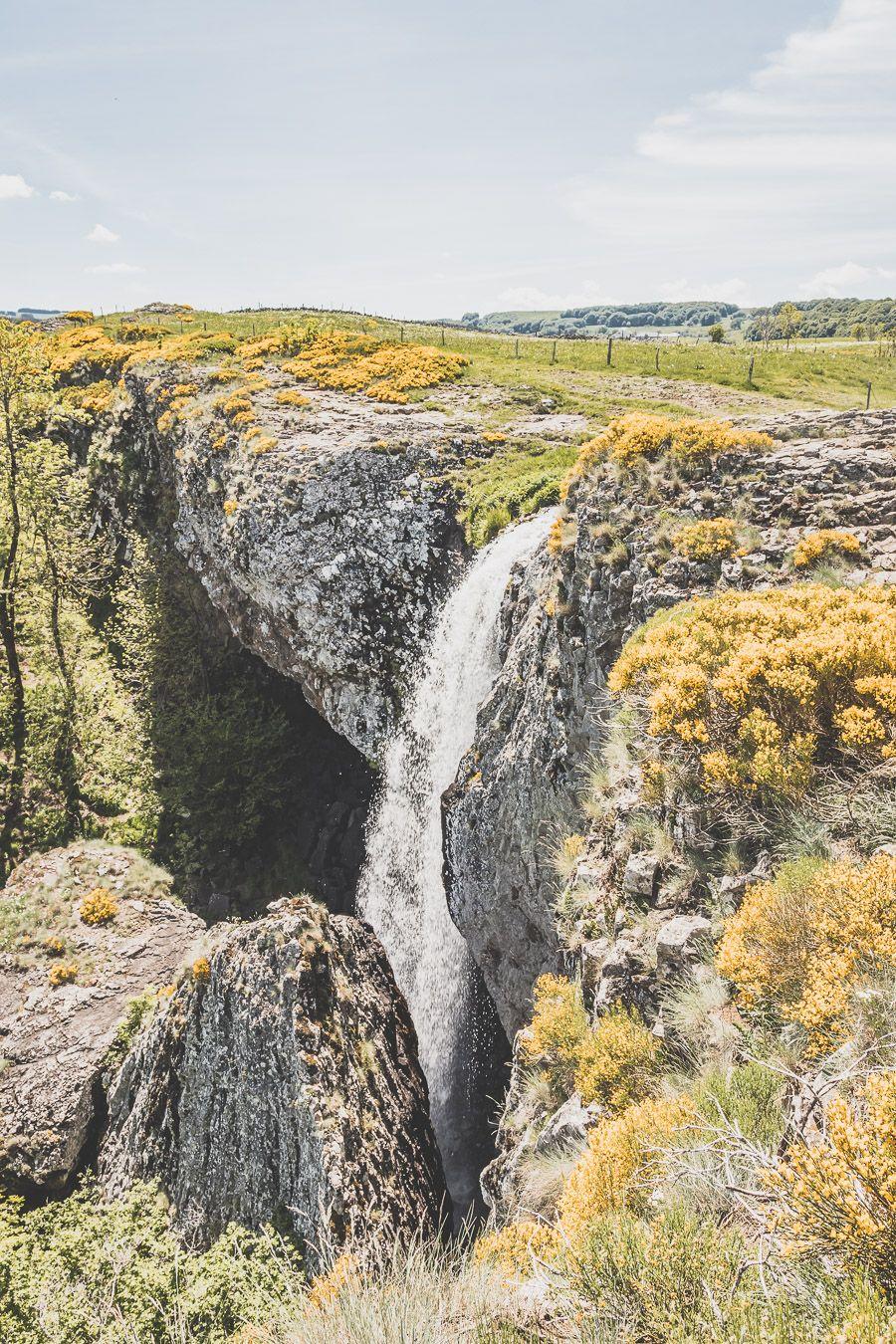 La cascade du Déroc : un des plus beaux endroits de France