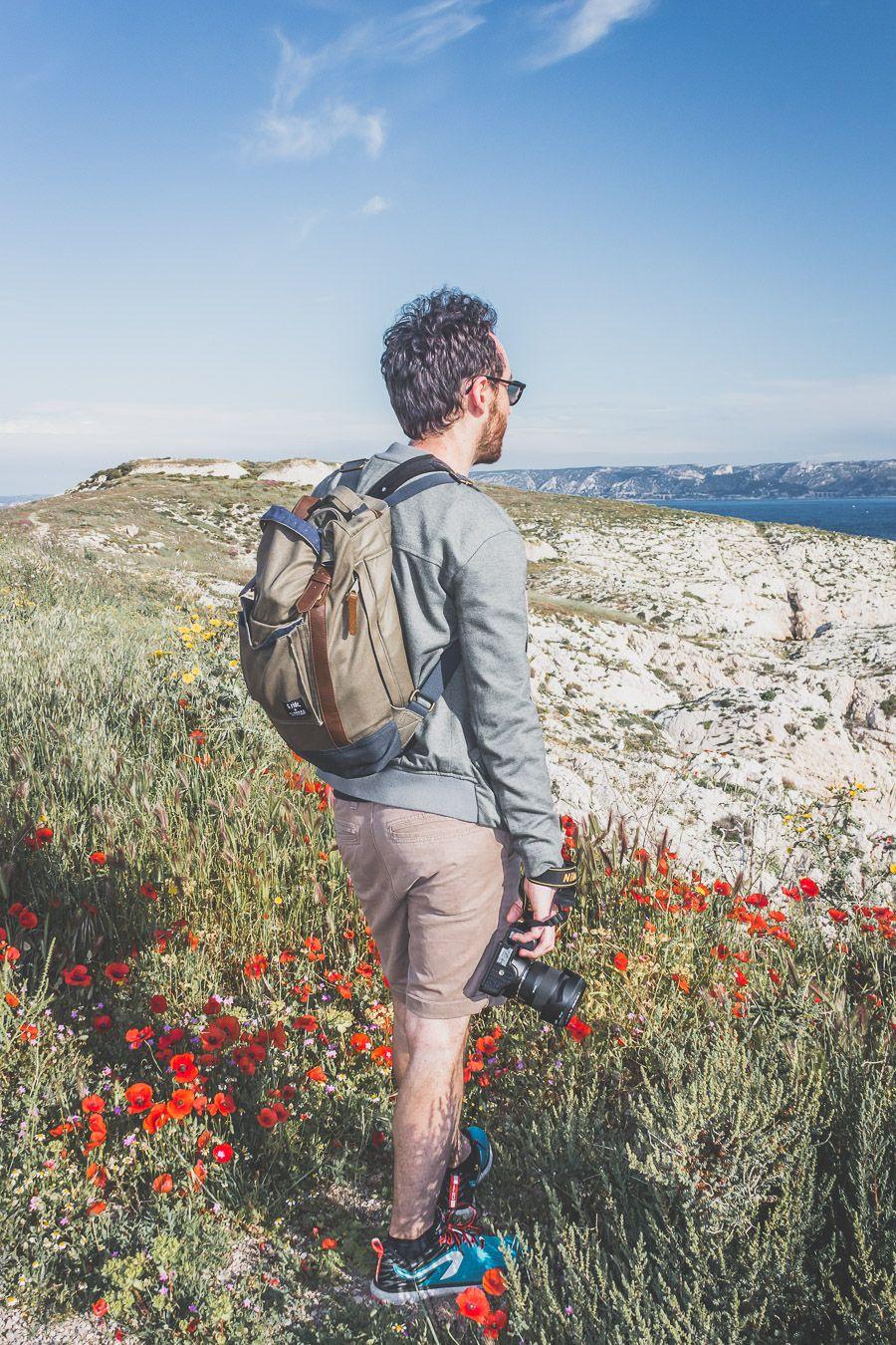 Découverte des Iles du Frioul / Tu planifies un voyage à Marseille? Suis le guide! Dans notre article, tu trouveras toutes les informations et beaucoup de photos qui te guideront dans ton excursion pour visiter les Iles du Frioul #marseille #frioul #mediterranée #france #provence #vacances / Randonnées / Baignade à Marseille / Vacances en France / Provence / Voyages en France / Nature / Destination nature / Plage Marseille / Calanques / Voyages
