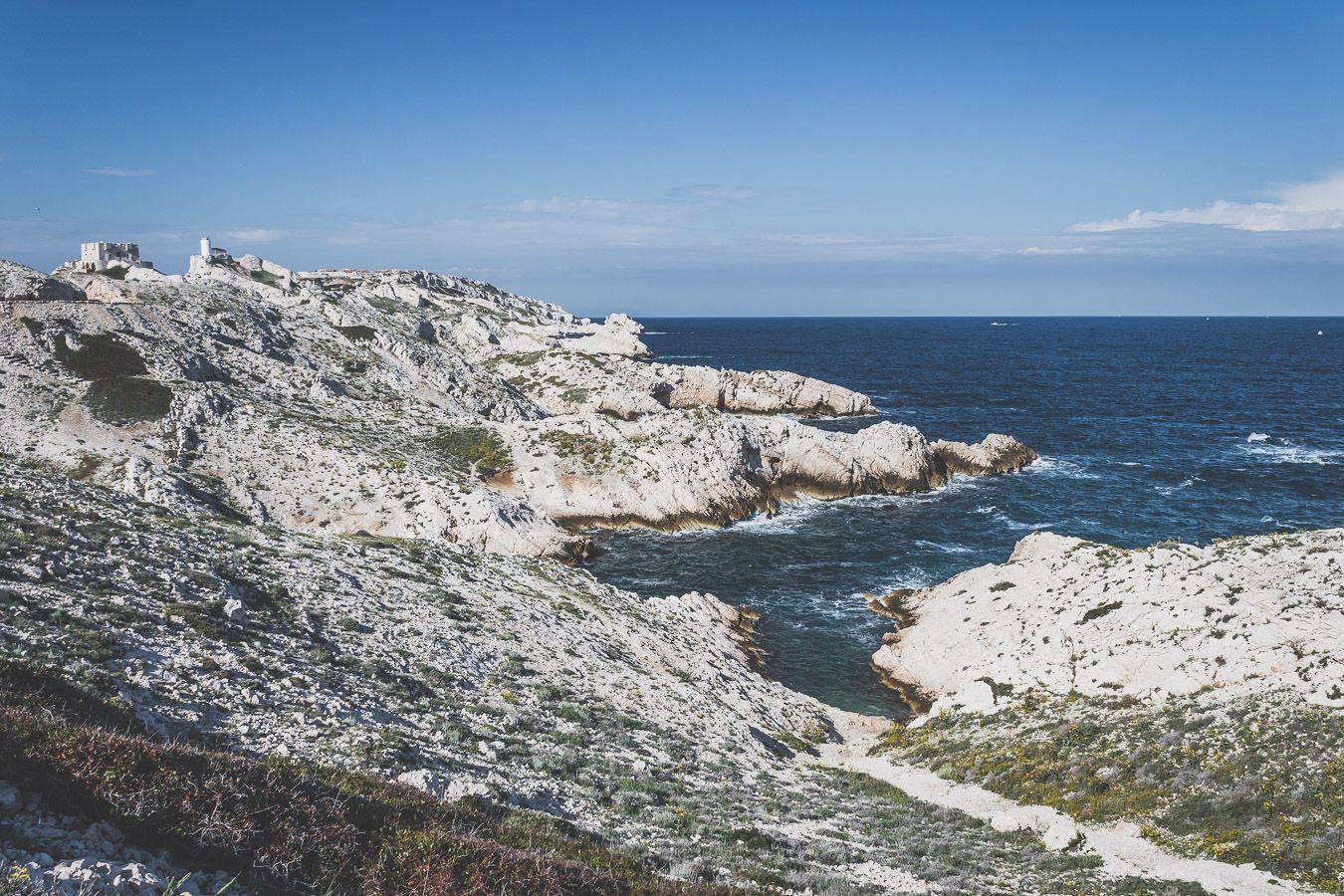 paysage de Marseille