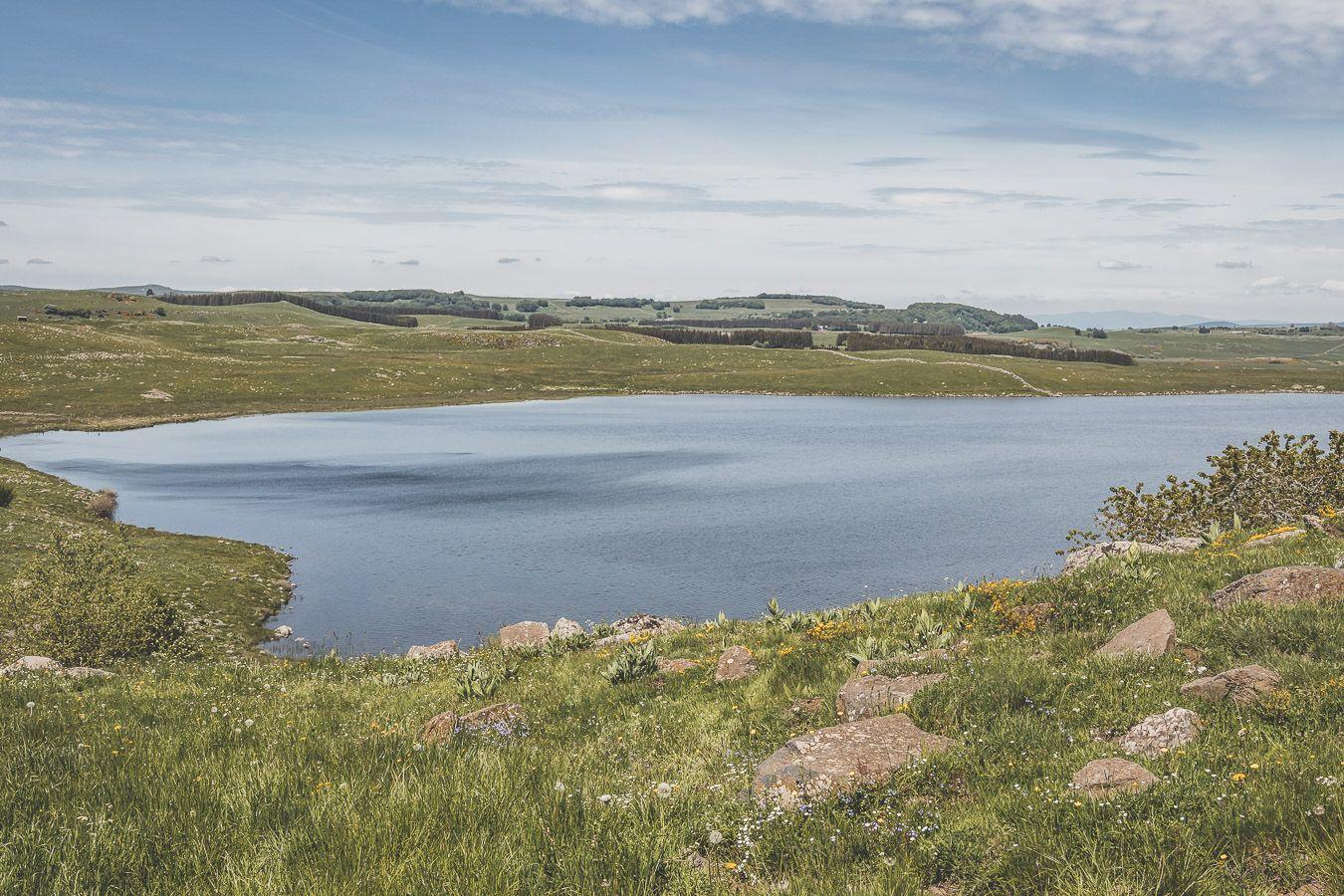Lac de Saint-Andéol, Lozère