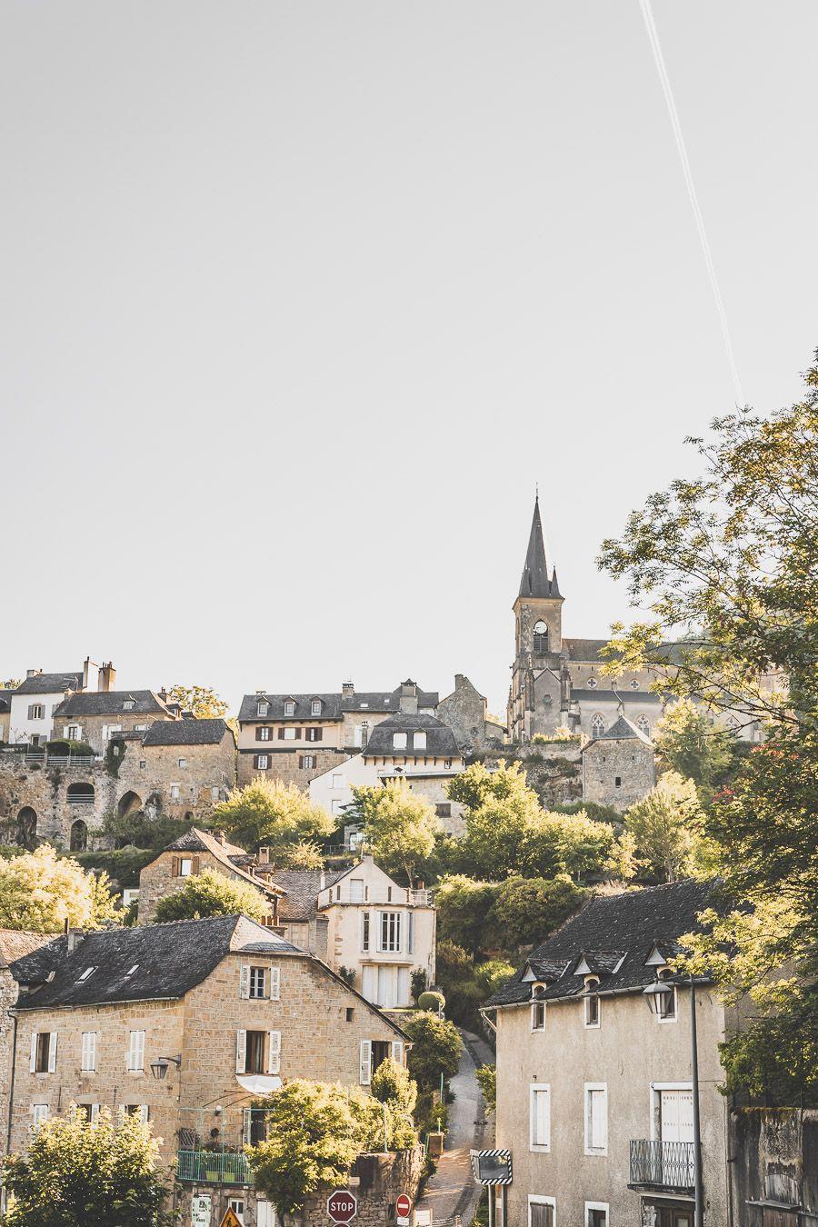 Visiter l'Aveyron : Salles-la-Source