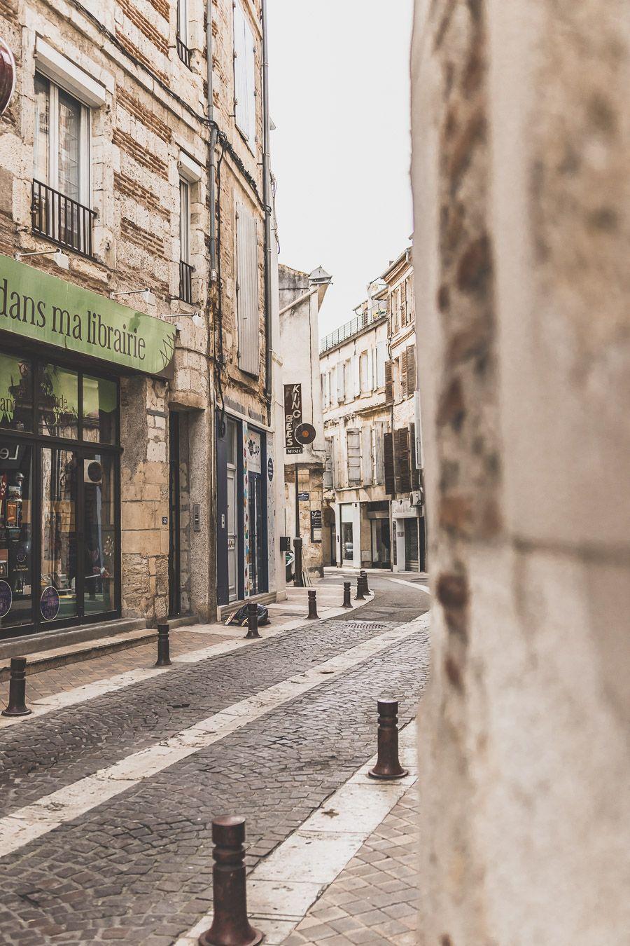 Découvrir Agen en Nouvelle-Aquitaine